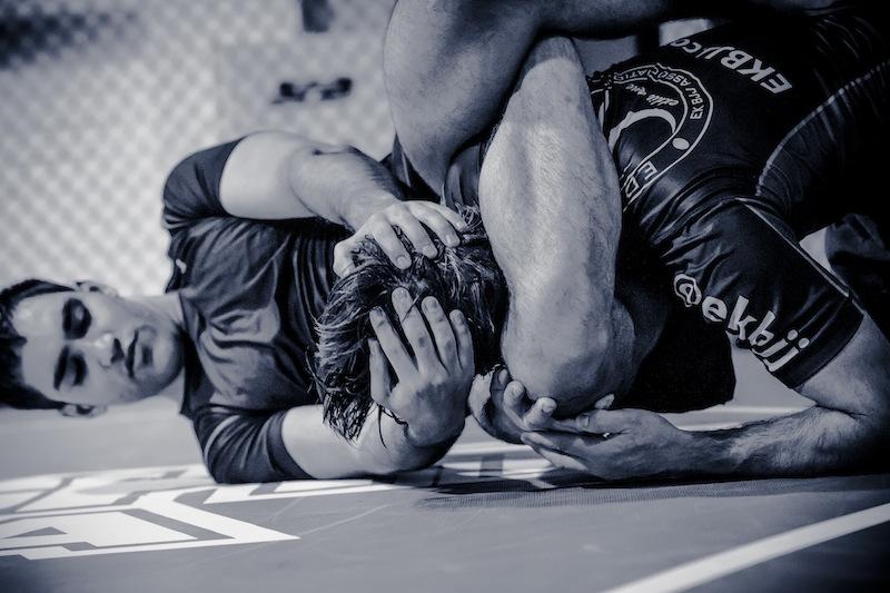 MMA Perth at M1FC