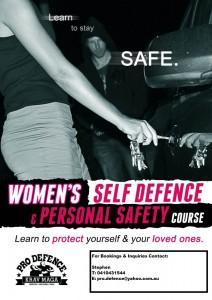 """Self Defence"""