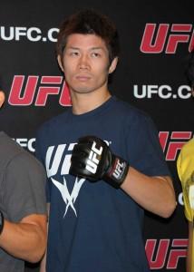 UFC fighter & BJJ Black Belt at M1FC, Hatsu Hioki!!
