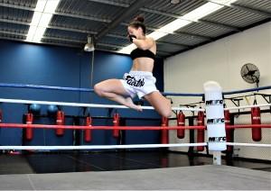 jump knee