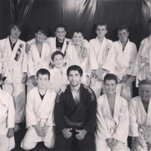 Junior Brazilian Jiu-Jitsu