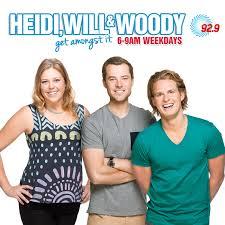 Heidi, Will & Woody Hit929