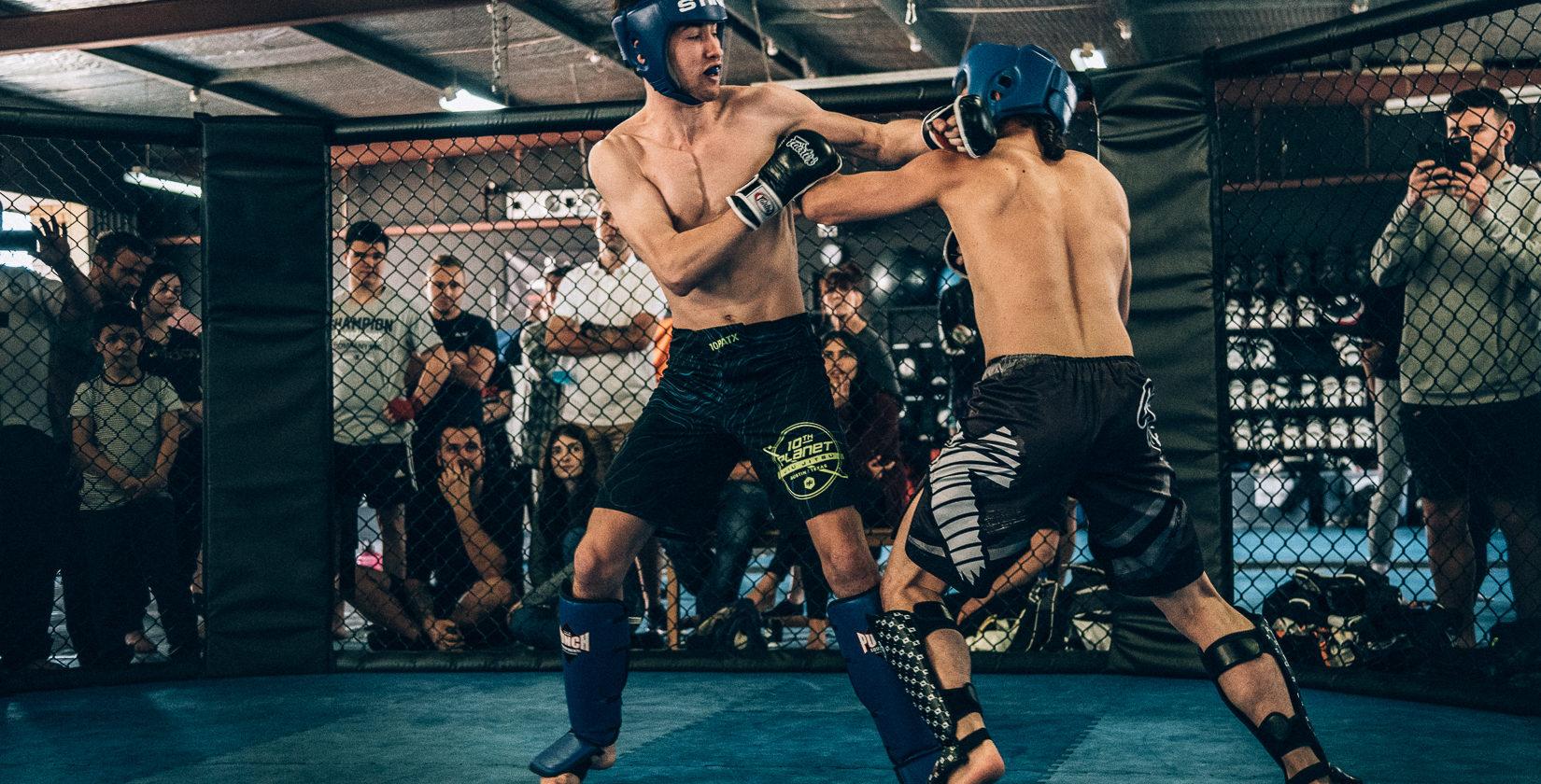 Mixed Martial Arts Perth