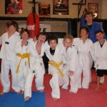 Kids training in Osborne Park is loads of fun