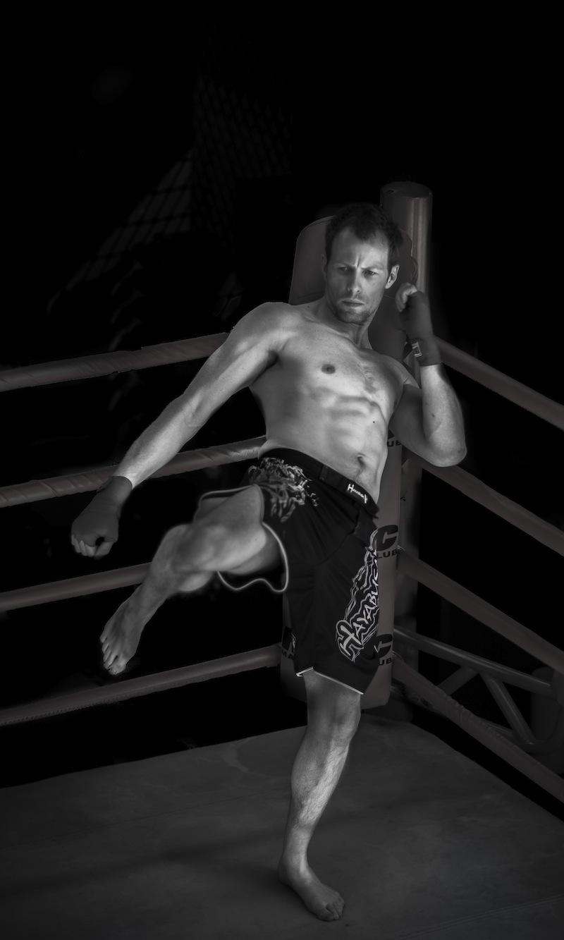 Stephen Walton, Coach - M1FC Mixed Martial Arts & Fitness