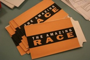 amzining race tickets