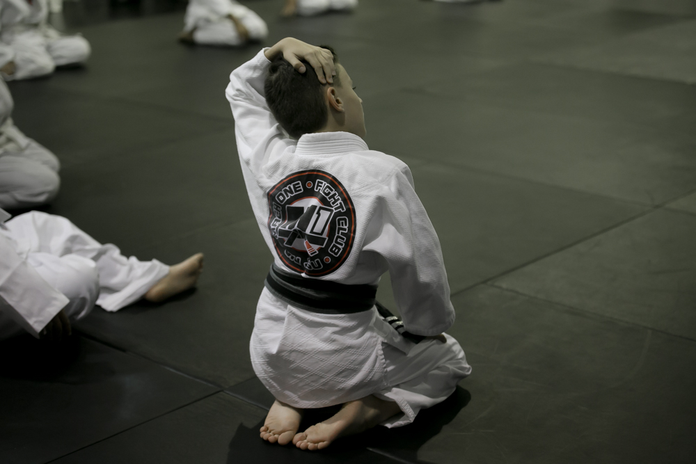 benefits of kids martial arts