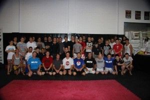 MMA Perth at M1FC
