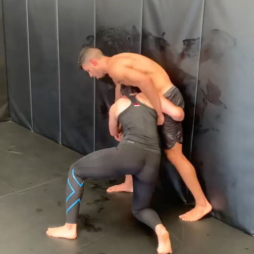 Eternal MMA fight