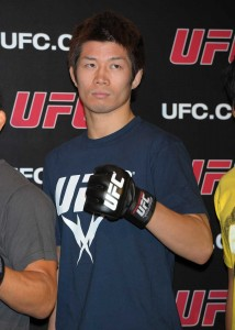 UFC fighter & BJJ Black Belt at M1FC, Hatsu Hioki!!