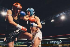 Jenna Harvey Muay Thai M1FC