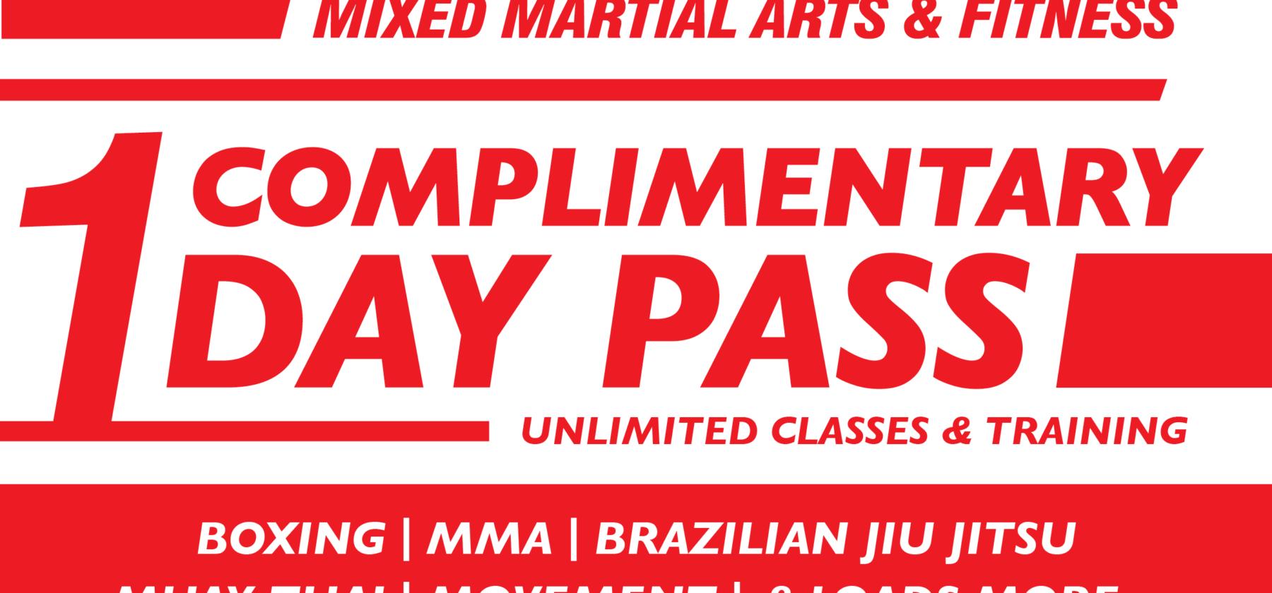 M1FC 1 Day Pass