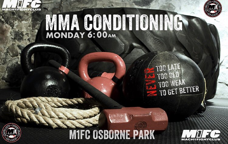 mma conditioning class perth