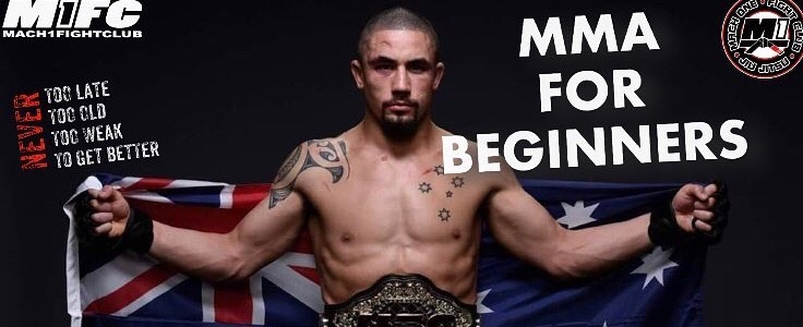 MMA beginners class in Perth