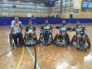 wheelchair rugby perth